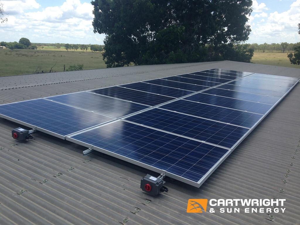 Alice Springs Solar